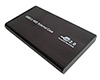 "Super Slim 2.5"" for IDE or SATA Hard Drive External Case USB 2.0"