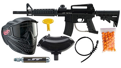 JT Tactical Paintball Marker Kit